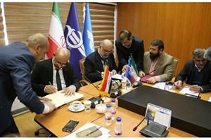 موافقت نامه حمل و نقل هوایی ایران و عراق امضا شد