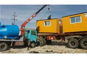 دومین محموله کمکهای دانشگاه آزاد اسلامی بروجرد به زلزلهزدگان کرمانشاه
