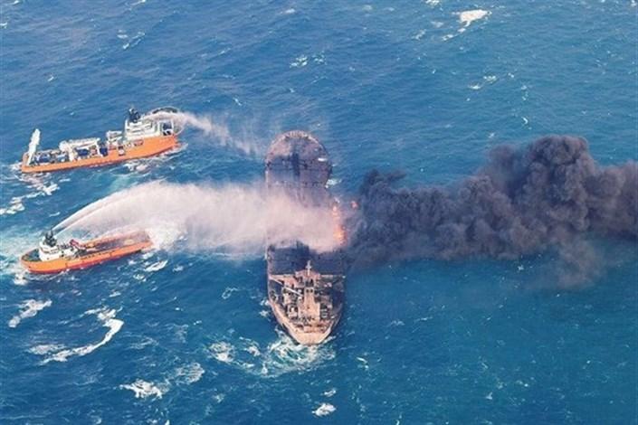 تسلیت فدراسیون فوتبال و اعضای تیم ملی پس از غرق شدن «کشتی سانچی»