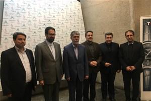 وزیر ارشاد میهمان جشنواره موسیقی فجر شد