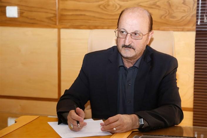 استاندار قزوین به مناسبت شهادت کارکنان نفتکش پیام تسلیت صادر کرد