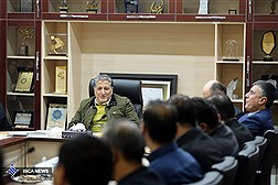 مراسم تکریم مدیران کل معاونت فناوری و پژوهش دانشگاه آزاد اسلامی