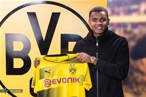 بازیکن جدید دورتموند از سوئیس آمد