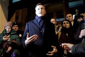 تلاش روسیه برای تعطیلی کمپین مالی حامی منتقد پوتین