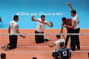 والیبال نشسته ایران به دنبال قهرمانی در جهان پس از ۸ سال