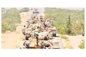 ترکیه در آستانه حمله به عفرین