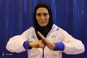 منصوریان نقره گرفت/ پنجمین نشان نقره ایران بر گردن بانوی ووشوکار