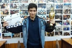 Rasht SAMA IAU Student Shines in Fuad Jafarov Memorial 2018