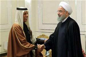 ایران همواره در کنار دولت و ملت قطر بوده و خواهد بود