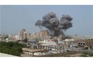 بمباران شدید غرب یمن توسط آل سعود
