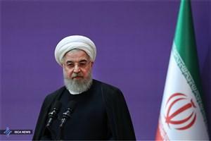 حضور رئیس جمهور در راهپیمائی عظیم 22 بهمن  تهران