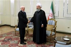 ایران برای گسترش روابط و همکاریهای خود را با الجزایر آماده است
