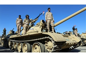 امنیت بخش غربی موصل در دستان ارتش عراق