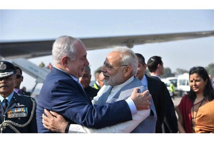 قرارداد هوایی هند و رژیم  صهیونیستی برای عبور از حریم هوایی عربستان