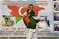 Mashhad SAMA IAU Karateka Snatches Gold in Azerbaijan Karate Tournament