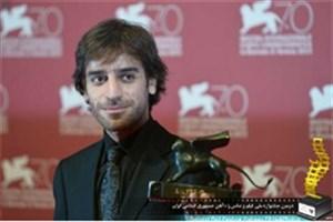 شهرام مکری: توسعه ناوگان ریلی باید مسئله فیلمساز باشد