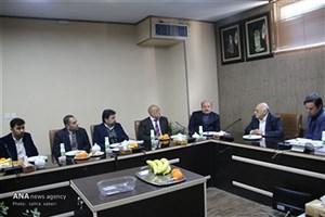 هیأت رئیسه آموزش عالی کشور افغانستان از بیمارستانهای دانشگاه آزاد اسلامی تهران بازدید کرد