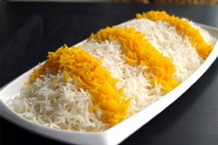برنج پخته