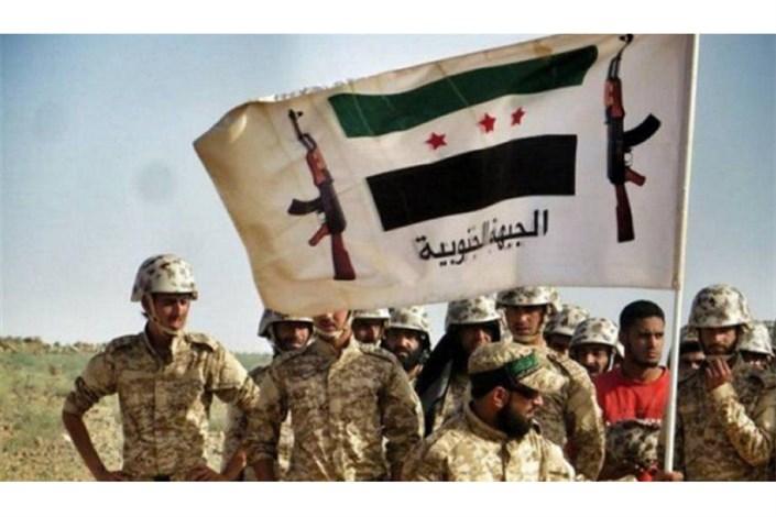 دستان آمریکا در آن روی سکه تروریستهای سوریه