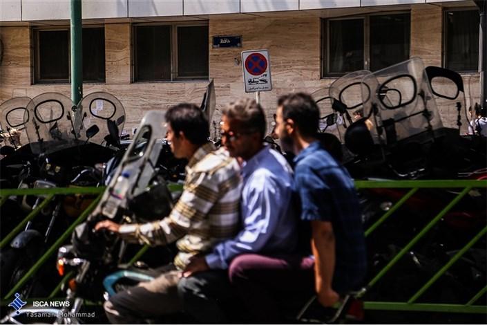 کاهش ۹۴ درصدی شماره گذاری موتورسیکلت در کشور