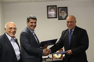 IAU & Cheragh Medical Institute and Hospital Ink MoU