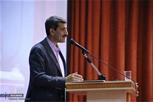 تقسیم بندی دهگانه مناطق آمایشی حوزه علوم پزشکی دانشگاه آزاد اسلامی