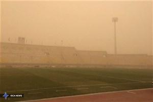 توفان و گردو غبار در کرمان ۳۹ نفر را راهی مراکز درمانی کرد