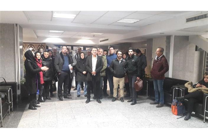 اعتراض جمعی از پزشکان مراکز درمان ترک اعتیاد در  وزارت بهداشت