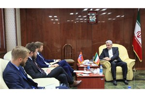 اعلام آمادگی نروژ و ایران برای گسترش همکاری ها در زمینه توسعه انرژی های نو