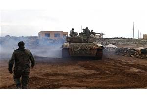 کنترل فرودگاه ابوظهور به دست نیروهای سوریه افتاد