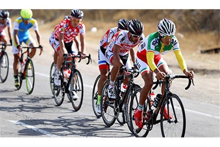 6 رکابزن تایم تریل ایران مشخص شدند
