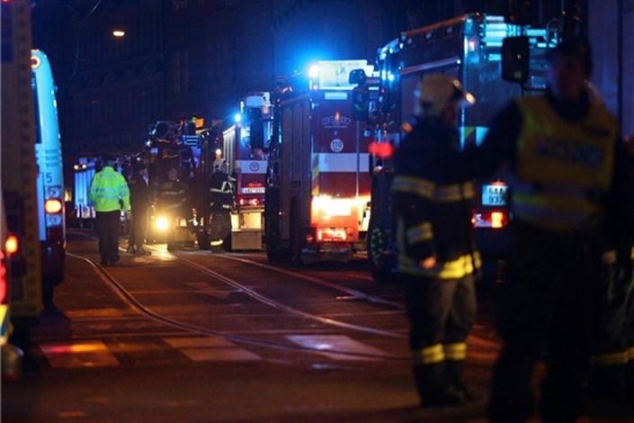 آتش سوزی در هتل  شهر پراگ 11 کشته و زخمی به جا گذاشت