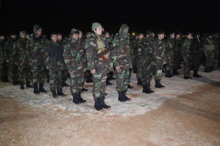 سوء استفاده معارضان مسلح وابسته به ترکیه از کودکان