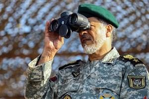 رزمایش مشترک ارتش در سواحل مکران   آغاز شد