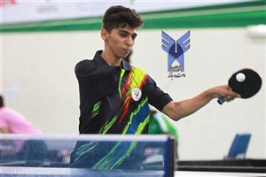 Mobarakeh IAU Student Ranks 2nd in 2017 Asian Youth Para Games