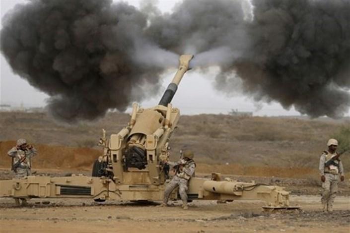 کشته و زخمی شدن ده ها مزدور عربستانی در غرب تعز