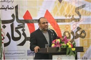 همایون امیرزاده: تاپایان سال 40 نمایشگاه کتاب برگزار می شود
