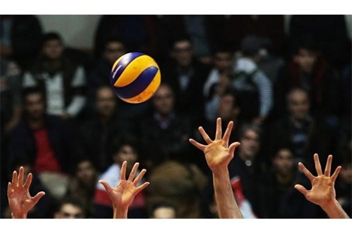 ۱۸ کشور برای والیبال قهرمانی نوجوانان پسر آسیا در تبریز ثبت نام کردند