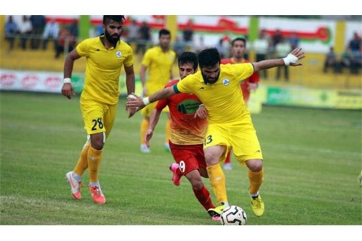 پیروزی نفت مسجدسلیمان مقابل ایرانجوان بوشهر/ اختلاف 7 امتیازی صدرنشین