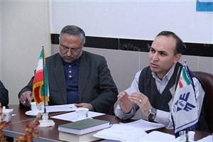 تبیین چشم انداز 1400  معاونت سما دانشگاه آزاد واحد اردبیل