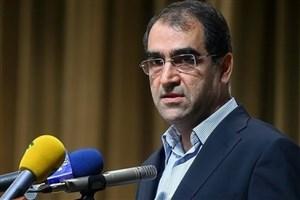هدیه وزیر بهداشت به دانشجویان آسیب دیده در زلزله کرمانشاه