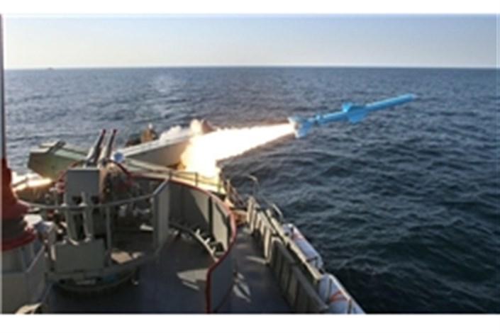 شلیک موشک کروز قدیر از یگان شناوری ارتش برای اولین بار/ انهدام هدف در عمق دریا