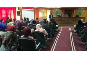 کارگاه «گفت و شنود» زبان فارسی در بغداد