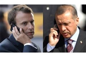 تماس تلفنی روسای جمهور مکرون، پوتین و اردوغان حول مساله عفرین