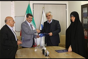 دانشگاه آزاد اسلامی واحد تهران غرب در همکاری بین علوم و سلامت واحد منتخب شد