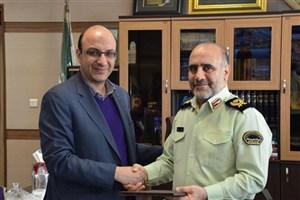 فرمانده انتظامی تهران بزرگ عضو هیئت رئیسه فدراسیون ووشو شد