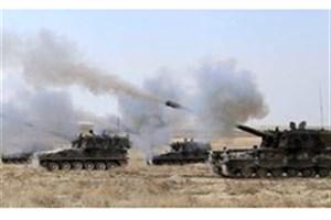 درگیری ارتش ترکیه با عناصر پکک در شمال عراق