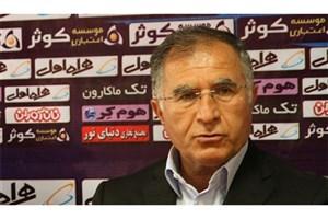 جلالی: محیط ورزشگاه تبریز نیاز به بازنگری دارد