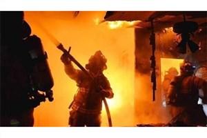 مهار آتشسوزی در مرکز درمانی در تهران