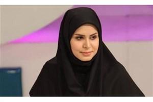 نظر خانم مجری در خصوص چهار مجری مرد تلویزیون